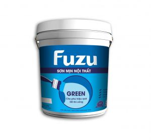 Sơn mịn nội thất FUZU GREEN